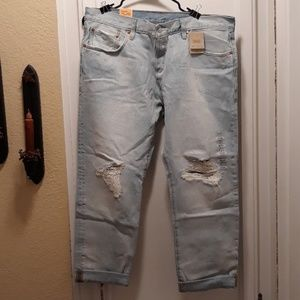 nwt 501 jeans 32